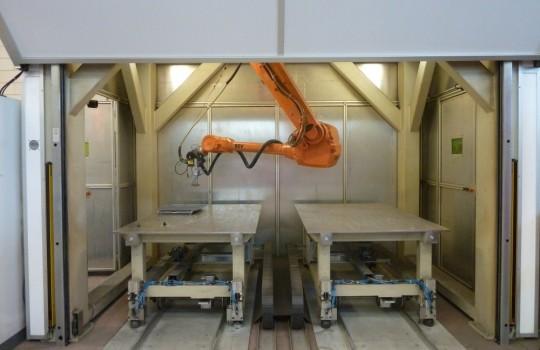 Nuovo laser saldatura RTM